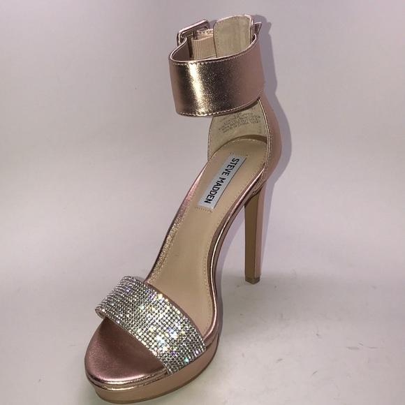 765e9145bac Steve Madden circuit high heel sandal